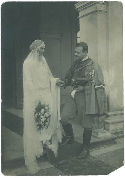 Michał i Maria Zamoyscy