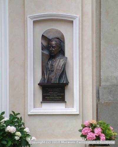 Popiersie Księdza Stefana Kardynała Wyszyńskiego
