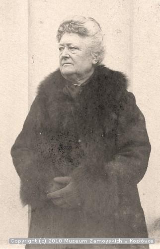 Aniela z Potockich Zamoyska
