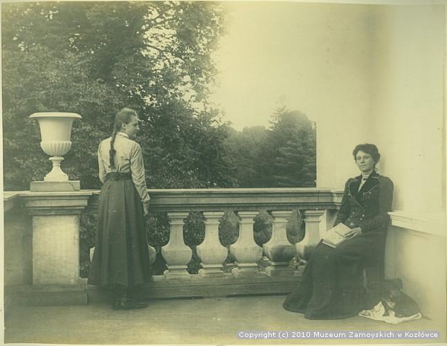 Zofia i Izabela Wodzickie