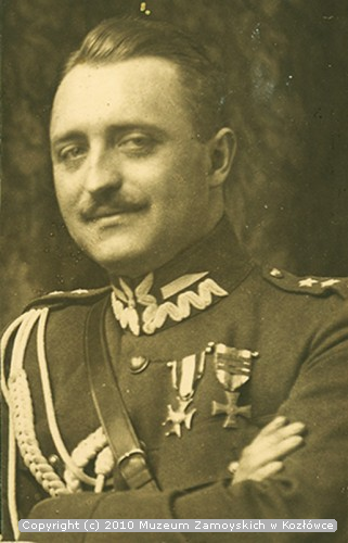 Aleksander Leszek Zamoyski
