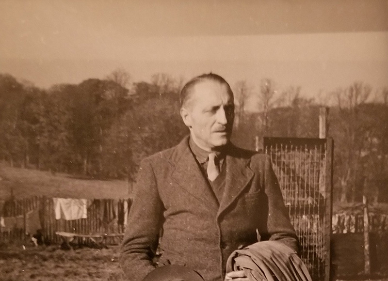 Aleksander Zamoyski, archiwum Inki Zamoyskiej.