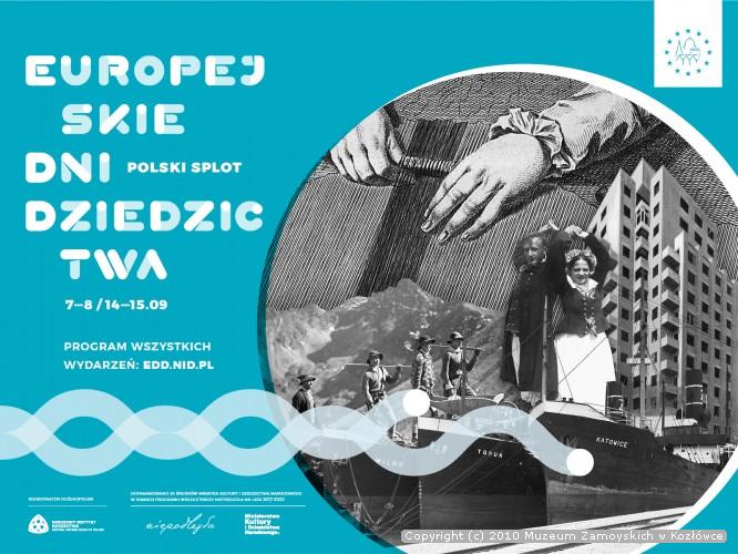 Różany splot – Europejskie Dni Dziedzictwa w Kozłówce