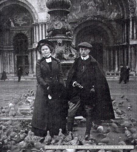 Zofia i Zygnmunt Kamińscy
